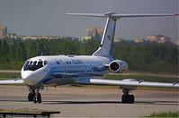 Tupolew Tu-134 Bild: Yevgeny Pashnin / de.wikipedia.org