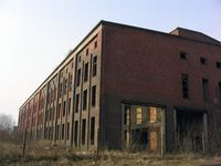 Ruinenbaudenkmal, hier das Sauerstoffwerk II in Peenemünde (Symbolbild)