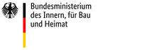 Logo Bundesministerium des Innern, für Bau und Heimat (BMI)