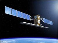 Detaillierte Radardaten von Sentinel-1 verraten die Schneehöhe.