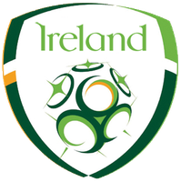 Logo der Irische Fußballnationalmannschaft