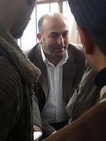 Mevlüt Çavuşoğlu ist ein türkischer Politiker und war von Januar 2010 bis Januar 2012 Präsident der Parlamentarischen Versammlung des Europarates.