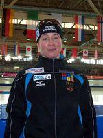 Claudia Pechstein / Bild: Olivia Lempe, de.wikipedia.org