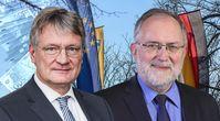 Prof. Dr. Jörg Meuthen und Joachim Kuhs (2020)