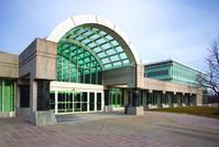 Eingangshalle der CIA-Zentrale