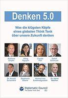 Denken 5.0 - Was die klügsten Köpfe eines globalen Think Tank über unsere Zukunft denken Bild: Cover