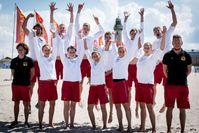 "21. Internationaler DLRG Cup Bild: ""obs/DLRG - Deutsche Lebens-Rettungs-Gesellschaft/DLRG/Sascha Walther"""