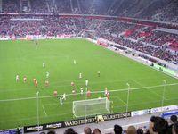 ESPRIT arena , 2005