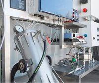 Im Labor: Nahrung aus Mikroorganismen-Produktion hergestellt.