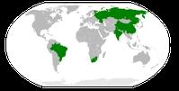 Die BRICS-Staaten
