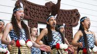 Neuseeländische Maori-Ureinwohner
