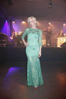 Eva Habermann bei der Something Stupid Party 2013 im Postpalast in München, die von der Rat Pack Filmproduktion ausgerichtet wurde. TELE 5 lud als Gastgeber mit ein. Bild: Credit:  Vivi Simon / Fotocafe
