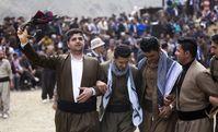 Iraner beim Feiern (2018)