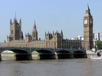 Palace of Westminster, London, United Kingdom