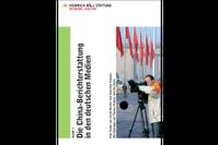 """cover der Studie """"Die China-Berichterstattung in den deutschen Medien""""."""