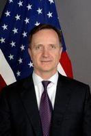 Robert S. Beecroft, derzeitiger US-Botschafter im Irak
