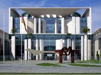 Das Bundeskanzleramt / Bild: Manfred Brückels, de.wikipedia.org