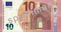 Zehn Eurobanknote