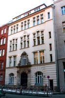 Das Leo-Baeck-Haus in der Berliner Tucholskystraße: Sitz des Zentralrates der Juden in Deutschland seit 1999