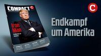 """Bild: Screenshot Video: """"Iron Man. Endkampf um Amerika! Trump vor Wiederwahl!: COMPACT 11/2020"""" (https://youtu.be/Wy2nwKnQE8s) / Eigenes Werk"""