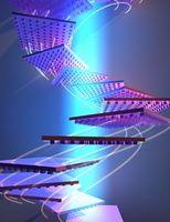 So könnte es aussehen, wenn Licht Objekte antreibt.
