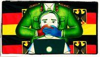Die BRD ist mit direkten und indirekten Zensurmaßnahmen weltführend (Symbolbild)