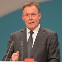 Thomas Oppermann, 2015