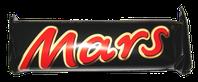 Verpackung eines Mars-Schokoriegels