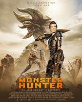 "MOSNTER HUNTER Hauptplakat,  Bild: ""obs/Constantin Film"""