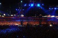 Böhse Onkelz: 120.000 Besucher beim Konzert.