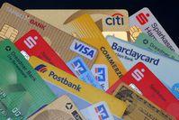 Kreditkarten (Symbolbild)