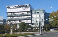 Yahoos Firmenzentrale in Sunnyvale