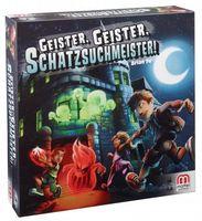 """Geister, Geister, Schatzsuchmeister. Bild: """"obs/Mattel GmbH"""""""