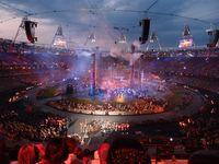 Eröffnungsfeier der Olympischen Sommerspiele 2012 in London