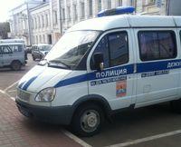 Polizei Russland (Symbolbild)