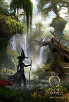"""Kinoplakat von """"Die fantastische Welt von Oz"""""""