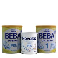 Labortests: Krebsverdächtige Mineralöl-Rückstände in Säuglingsmilch von Nestlé und Novalac