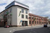 Sitz des Unternehmens in Leipzig-Plagwitz