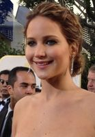 Jennifer Lawrence bei den Golden Globes 2013