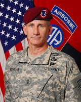 John Nicholson (hier als Generalmajor, 2012)