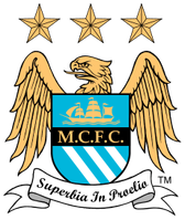 Logo von Manchester City (offiziell: Manchester City Football Club)