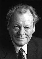 Willy Brandt, Bundeskanzler 1969–1974, im Jahr 1980. Bild: Bundesarchiv / Wikimedia Deutschland
