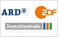 RD ZDF Deutschlandradio Beitragsservice. Quelle: Screenshot ARD