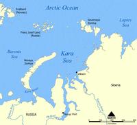 Karasee und Umgebung