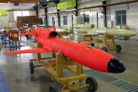 Die Karrar-Drohne, Irans erster unbemannter Bomber. Aufnahme vom 22. August 2010. Bild: Iranian Defense Ministry