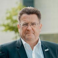 Stephan Brandner, stellvertretender Bundessprecher der AfD