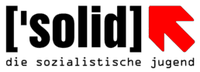 """Logo des Jugendverbandes """"solid – die sozialistische Jugend"""""""
