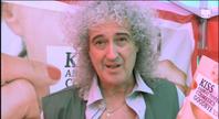 Brian May. Bild:  Screenshot aus dem Videoclip © VIER PFOTEN