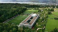 FIFA-Sitz in Zürich: mit Followern stimmt etwas nicht Bild: fifa.com
