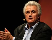 John Irving in Köln am 14. September 2010